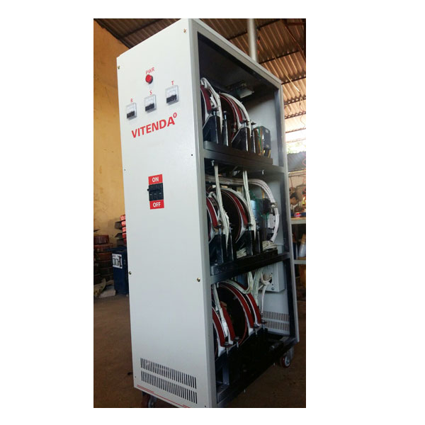 Self-random 3-phase Transformer Brand 60kVA Vitenda
