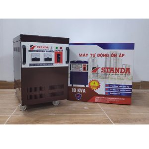 Ổn áp Standa10KVA ST 1 Pha (Dải Từ 150V – 250V)