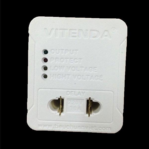Bộ Bảo Vệ điện 220V Vitenda – Bảo Vệ Các đồ điện Gia Dụng