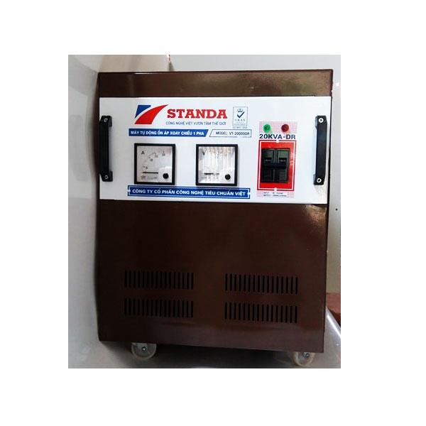 Ổn áp Standa 20KVA DRI 1 Pha (dải Từ 50V – 250V)