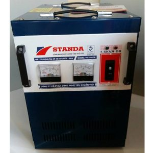 Ổn áp Standa 5KVA DR 1 Pha Dải 50-250V