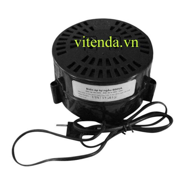 Biến áp Hạ áp 0.6kva Lioa đổi điện Từ 220V Sang 110V