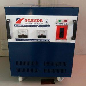Ổnáp Standa 10KVA DRI 1 Pha Dải Từ 50V đến 250V