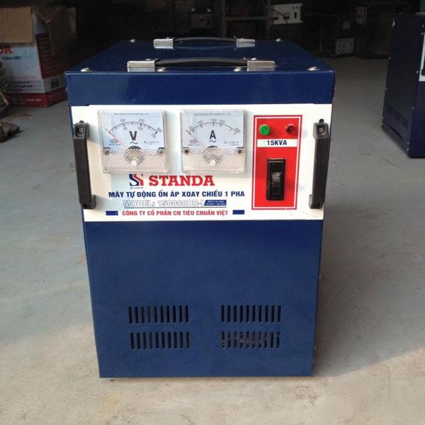 Ổn áp Standa 3KVA DRI 1 Pha Dải Từ 150V đến 250V