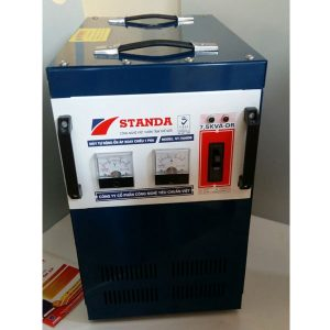 Ổn áp Standa 7,5KVA DRI 1 Pha Dải Từ 50V đến 250V