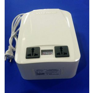 Bộ đổi Nguồn 220V Sang 110V 1,5kva Vitenda Nhựa In Hoa