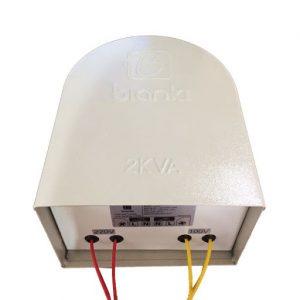 Bộ đổi Nguồn 2000VA Móng Ngựa Chuyển điện 220V Sang 100V-110v