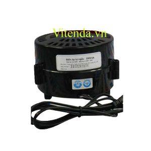 BỘ ĐỔI NGUỒN LIOA 2000VA 1 PHA TỪ 220V RA 110V-120V