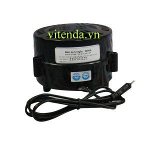 BỘ ĐỔI NGUỒN LIOA 200VA TỪ 220V SANG 110V – 120V