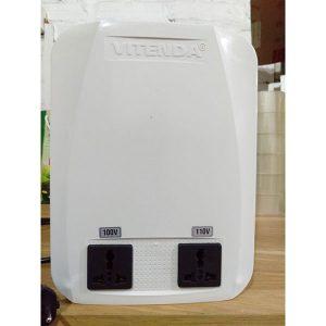 Bộ đổi Nguồn 2000VA ổ Cắm Cao Cấp Vitenda Từ 220V Sang 110V (100V)