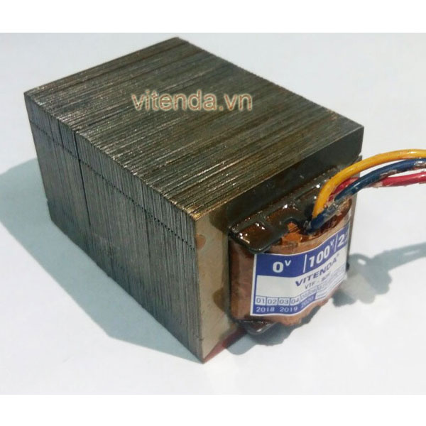 cục đổi nguồn mini vitenda