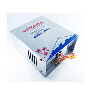 Biến áp đổi Nguồn 2500VA Vitenda Inox Từ 220V Xuống 110V(100V)