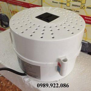 Biến áp đổi Nguồn 1500VA Vitenda Từ 220V Xuống 110V(100V) TN