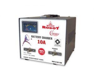 May Sac Ac Quy Tang Giam Robot 10a 12v 24v