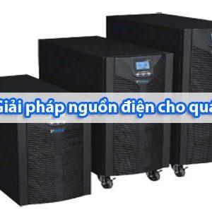 Bộ Lưu điện Ups Giải Pháp Tối ưu Nguồn điện Cho Quán Game