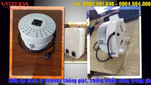 Cuc Doi Nguon Dien 220v Sang 110v 2