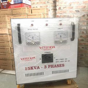 Biến áp 3 Pha 15KVA Vào 380V điện Ra 200V-220V
